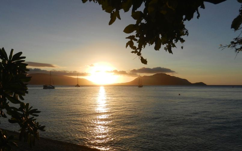 Fitzroy Island Sunset